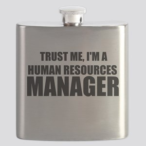 Trust Me, I'm A Human Resources Manager Flask