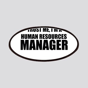 Trust Me, I'm A Human Resources Manager Patch