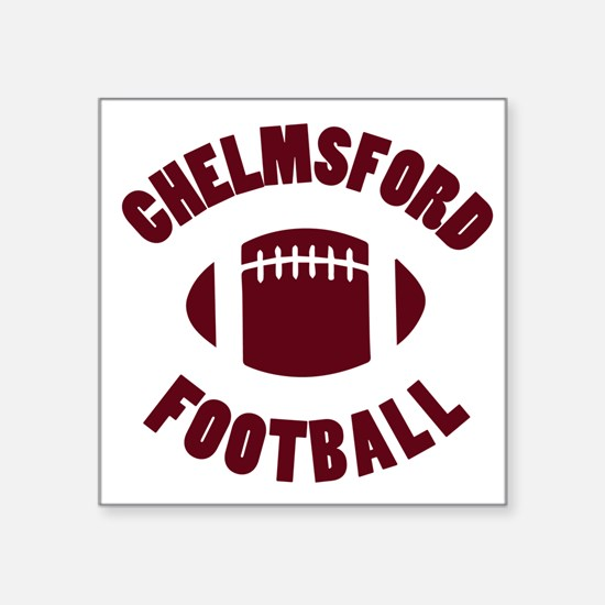 Chelmsford Football Sticker