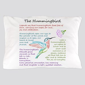 The Hummingbird Pillow Case