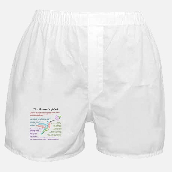 The Hummingbird Boxer Shorts