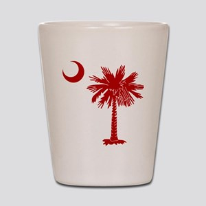 SC Big Red Shot Glass
