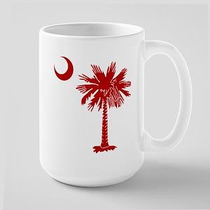 SC Big Red Mugs