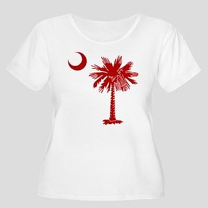 SC Big Red Plus Size T-Shirt