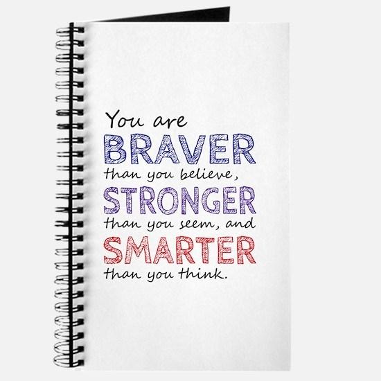 Braver Stronger Smarter Journal