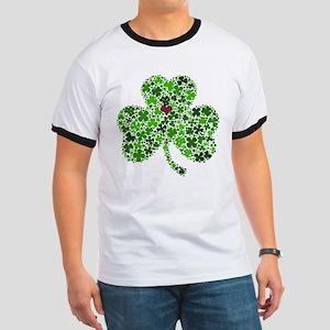 Irish Shamrock of Shamrocks for St. Patric T-Shirt