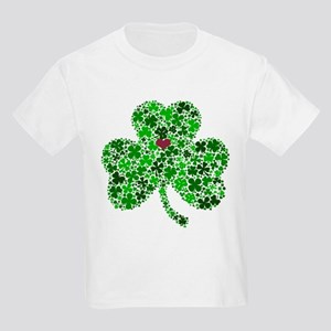 Irish Shamrock of Shamrocks for St. Patric T-Shirt