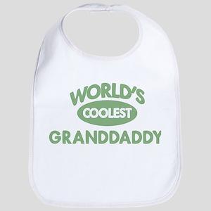 Coolest GRANDDADDY Bib