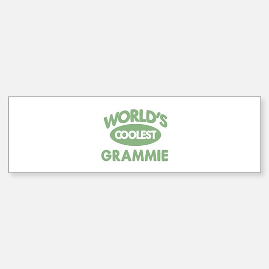 Coolest GRAMMIE Bumper Bumper Bumper Sticker