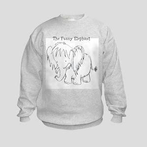 The Fuzzy Elephant Sweatshirt