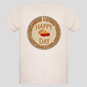 Happy PI Day Cherry Pie Organic Kids T-Shirt