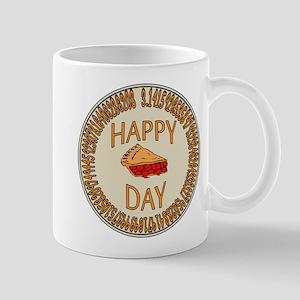 Happy PI Day Cherry Pie Mug