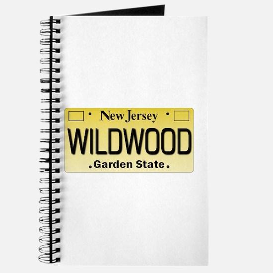 Wildwood NJ License Tagwear Journal