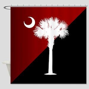 SC Flag (g&b) Shower Curtain