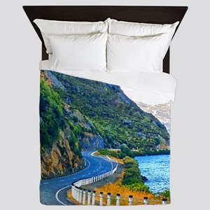 Lake Wakatipu and the Remarkables SQ Queen Duvet
