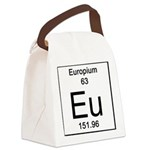 63. Europium Canvas Lunch Bag