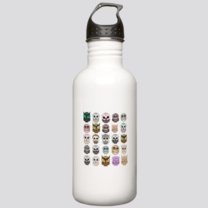 Cute Owls Stainless Water Bottle 1.0L
