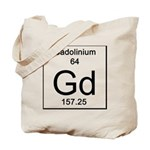 64. Gadolinium Tote Bag