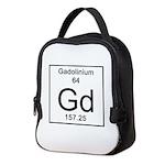 64. Gadolinium Neoprene Lunch Bag
