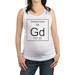 64. Gadolinium Maternity Tank Top