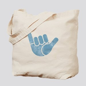 Shaka Wave Tote Bag