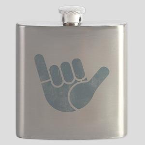 Shaka Wave Flask