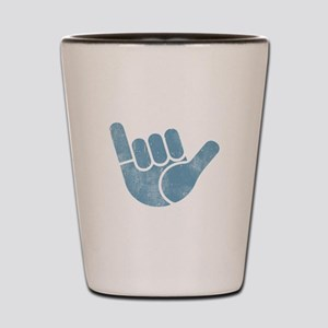 Shaka Wave Shot Glass