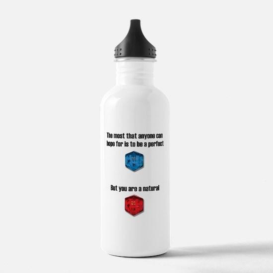 Cute Dice Water Bottle