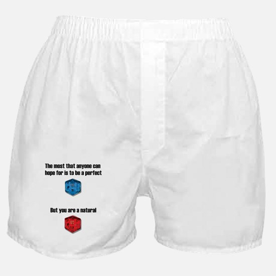 Cute Sided Boxer Shorts