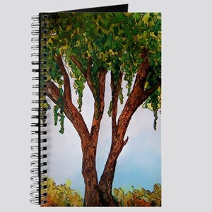 Whimsical Willow Tree Journal