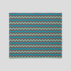 Stripes2015E6 Throw Blanket