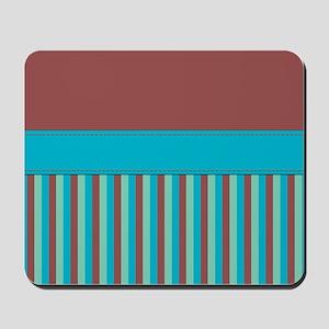 Stripes2015E4 Mousepad