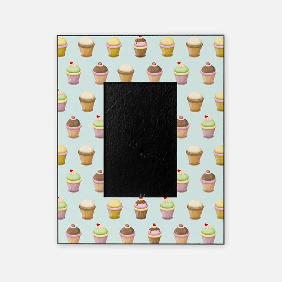 Cupcake Factory Picture Frame
