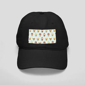Cupcake Factory Black Cap