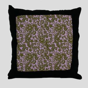 Subtle Opulence LW Throw Pillow