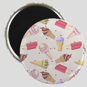Ice Cream Choices Magnet
