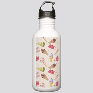 Ice Cream Choices Stainless Water Bottle 1.0L