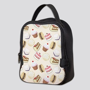 At The Patisserie Neoprene Lunch Bag