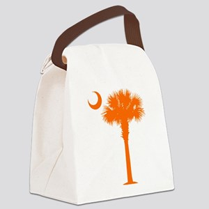 SC Flag (op) Canvas Lunch Bag