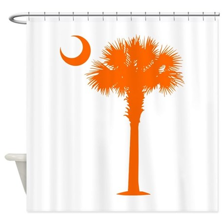 Nice SC Flag (op) Shower Curtain