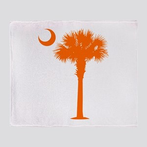 SC Flag (op) Throw Blanket