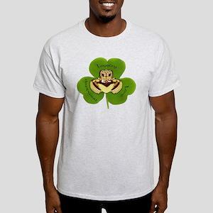 Irish Claddagh / Claddaugh Light T-Shirt