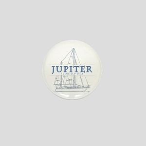 Jupiter Florida - Mini Button