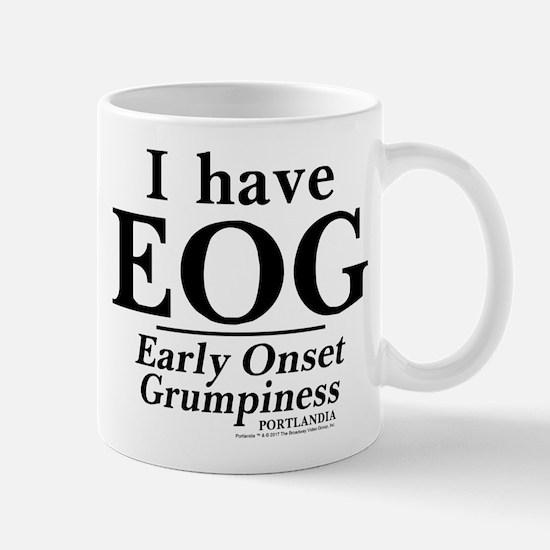 Early Onset Grumpiness Portlandia Mugs