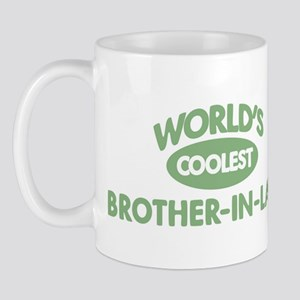 Coolest BROTHER-IN-LAW Mug