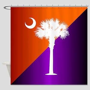 SC Flag (op) Shower Curtain