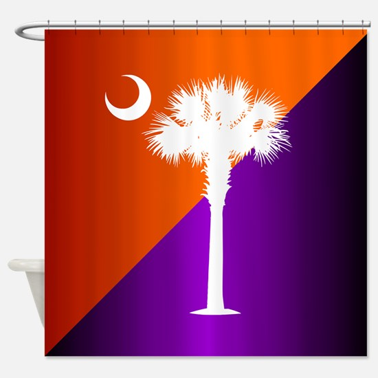 SC Flag (op) Shower Curtain