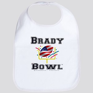 Official Brady Bowl Bib
