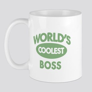 Coolest BOSS Mug