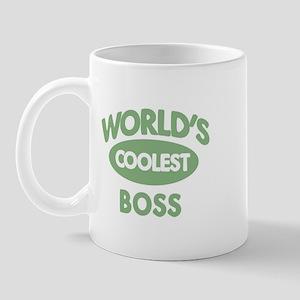 Coolest BOSS Mug
